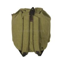 Рюкзак СССР, брезент, кожа  55л.
