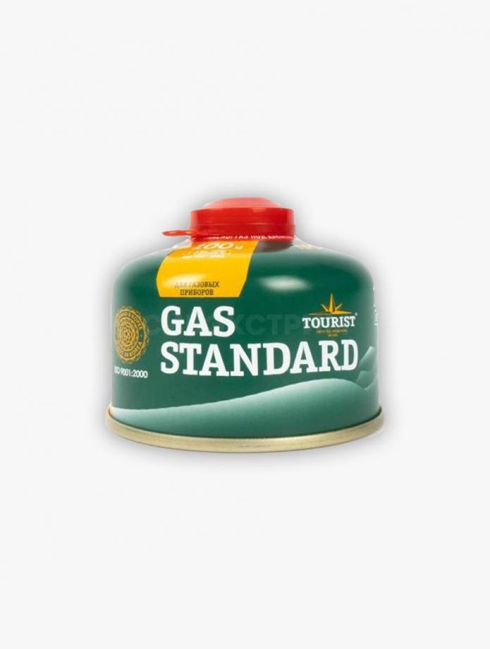 Баллон газовый Tourist Standard TBR-100, резьбовой