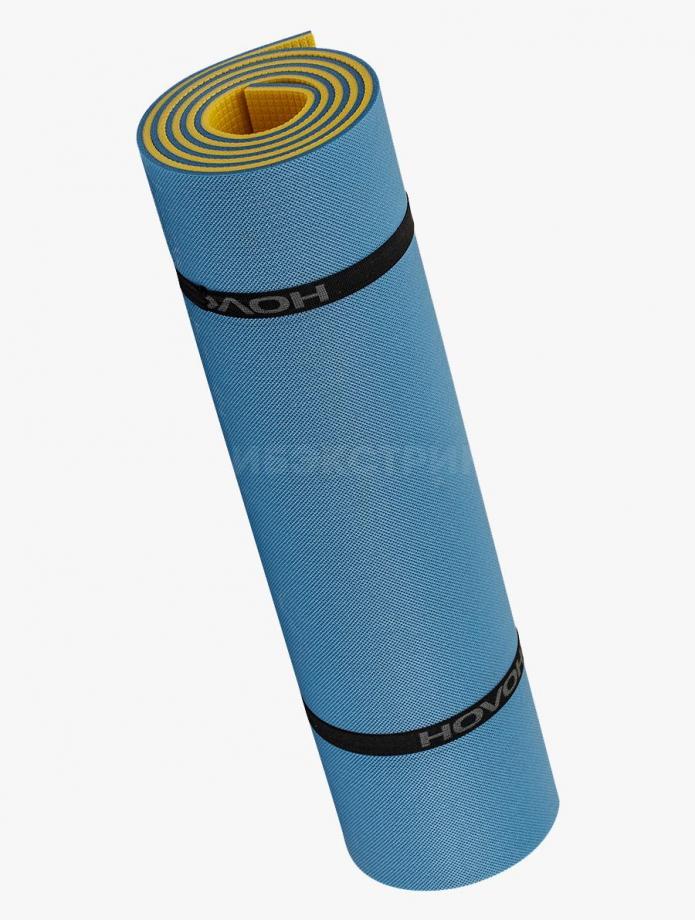 Коврик ППЭ-Р 3010 двухслойный с тиснением 2-х сторон, 1800х600х10 мм