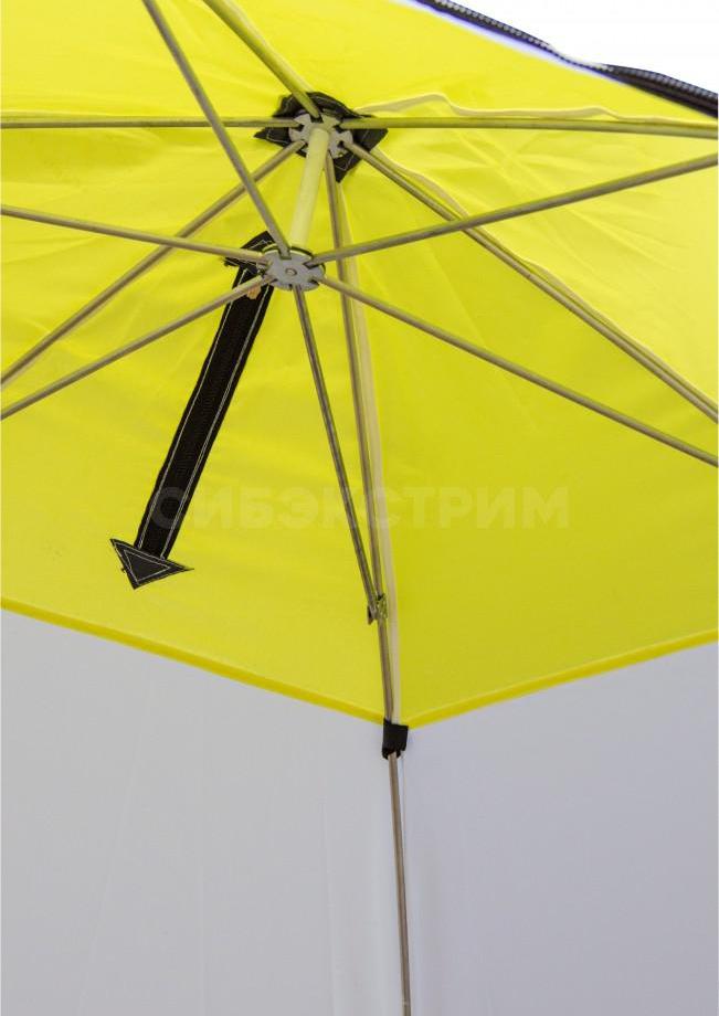 Палатка-зонт зимняя Кедр-2 однослойная