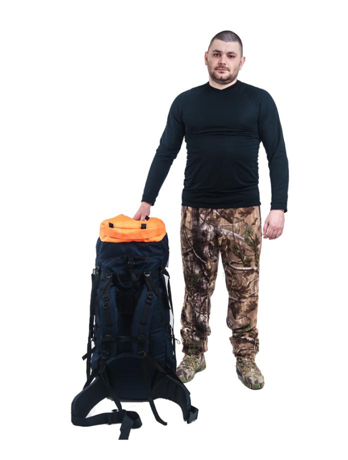 Рюкзак Спасатель 100л синий