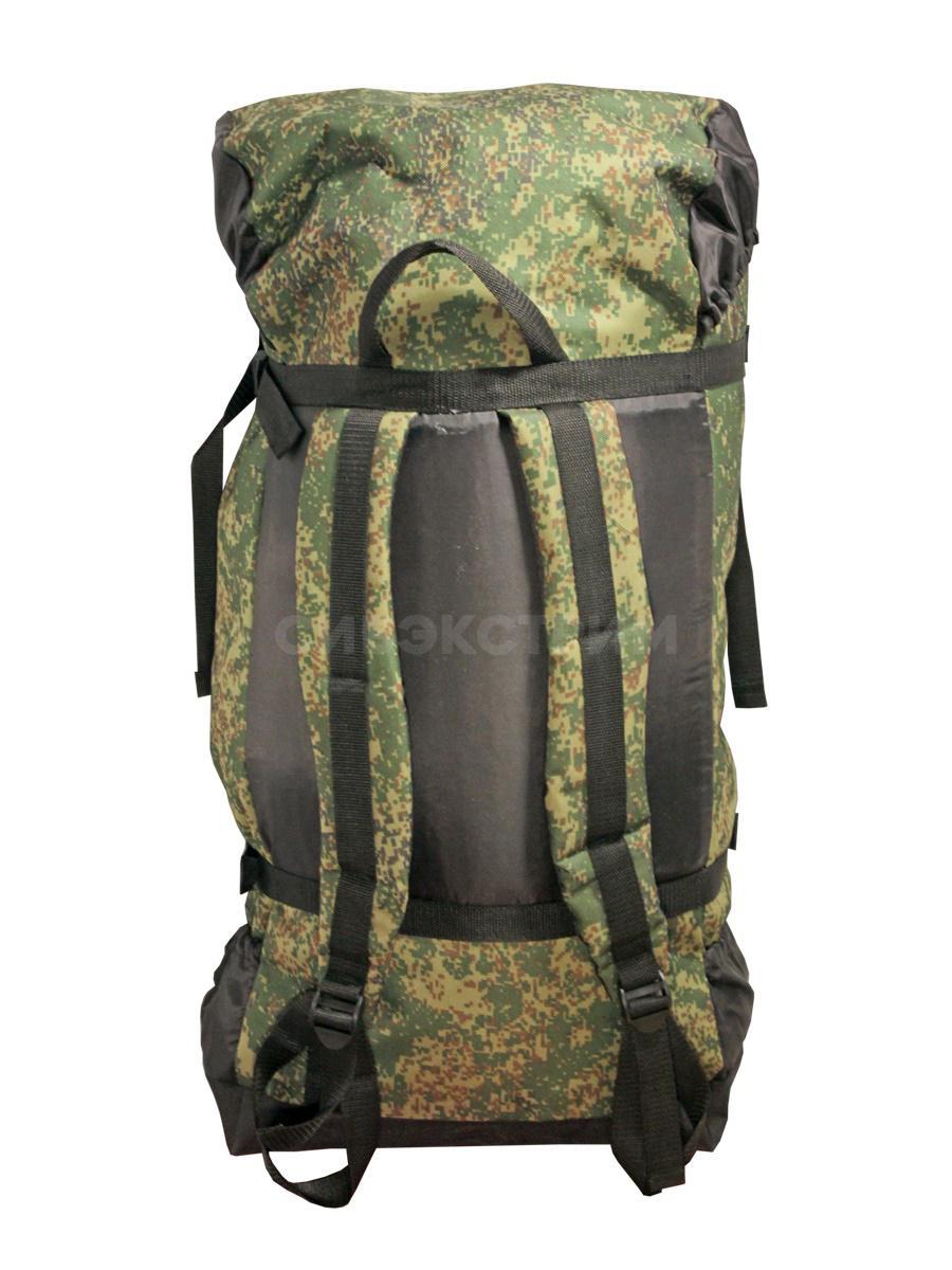Рюкзак БОР 60л, цвет цифра