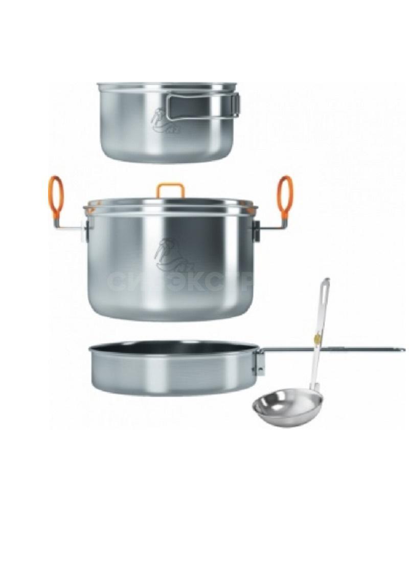 Набор посуды KOVEA 2-3 перс.(нерж) SS-023