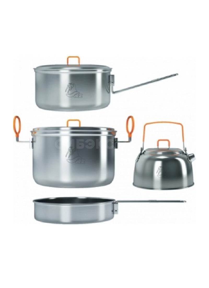 Набор посуды KOVEA 2-3 перс.(нерж) SS-027