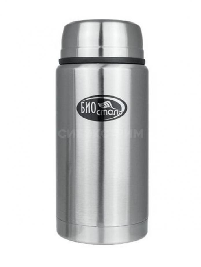 Термос Biostal NTS-750 0,75л (широкое  горло, суповой с ложкой)
