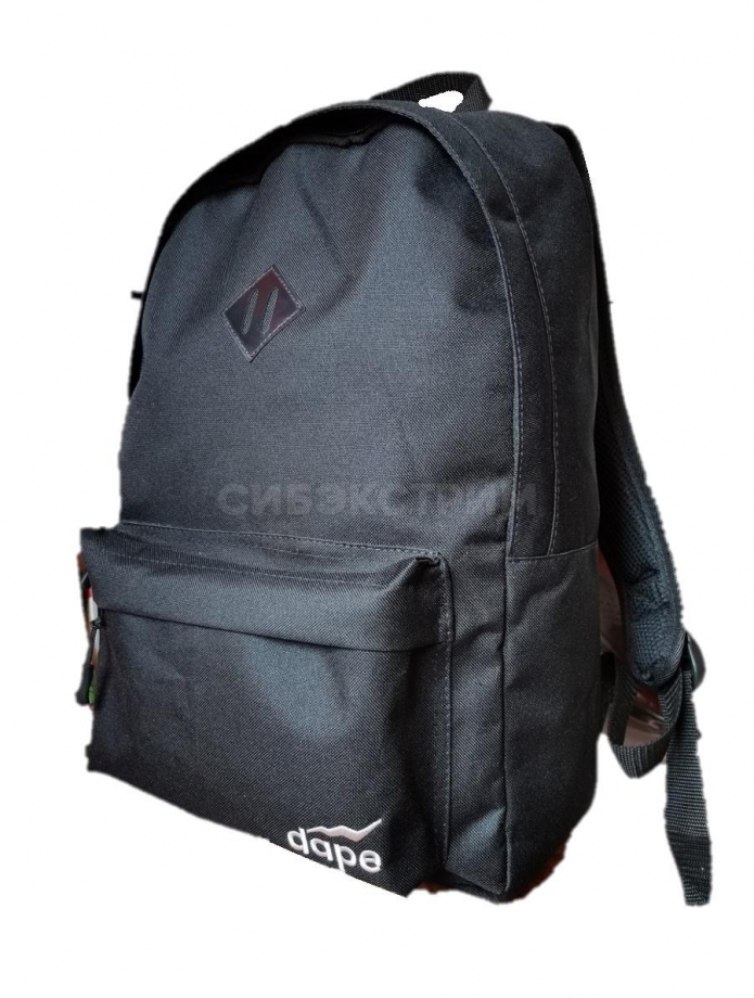 Рюкзак Dape черный 20л.