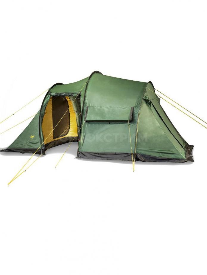 Палатка CANADIAN CAMPER TANGA 5 (woodland) (435 х 225 х190)