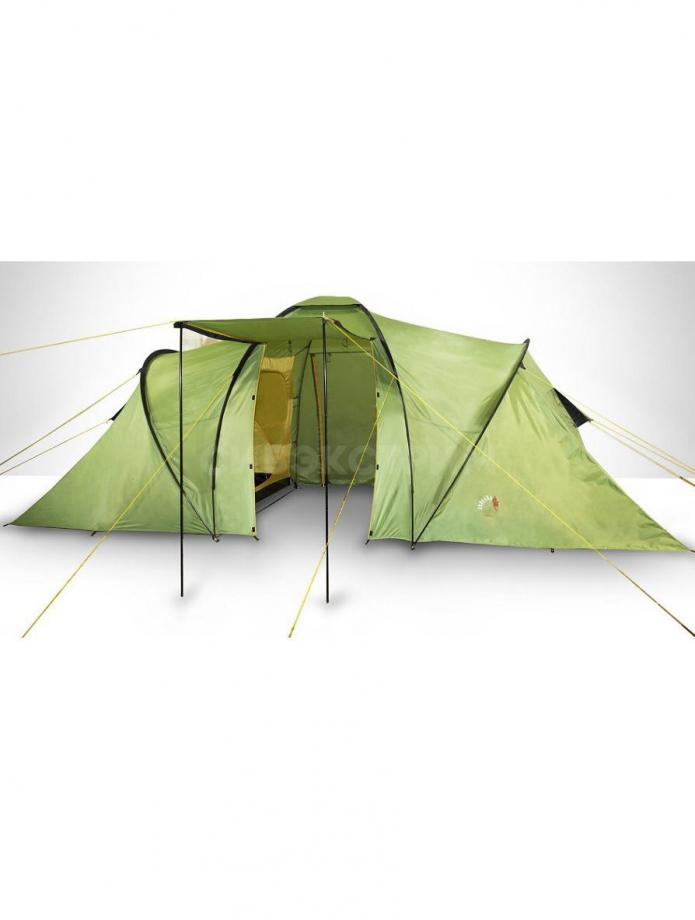 Палатка INDIANA SIERRA 4 зеленый (470 x 240 x 200)