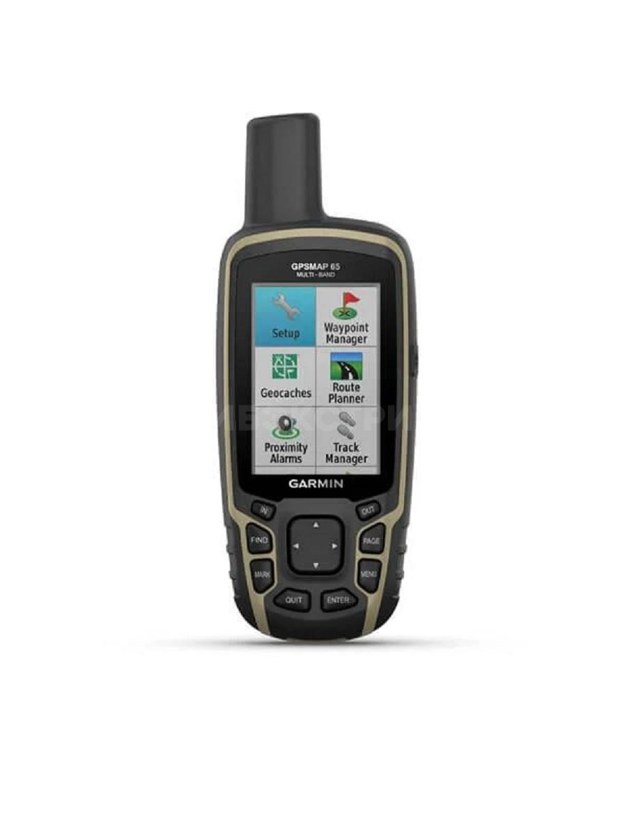 GPS-Навигатор Garmin GPSMAP 65