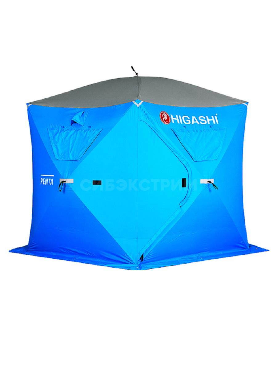 Палатка зимняя HIGASHI Penta 255 х 255 х 210 см.