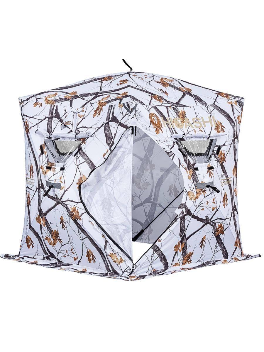Палатка зимняя HIGASHI Winter Camo Comfort 180 х 180 х 200 см.