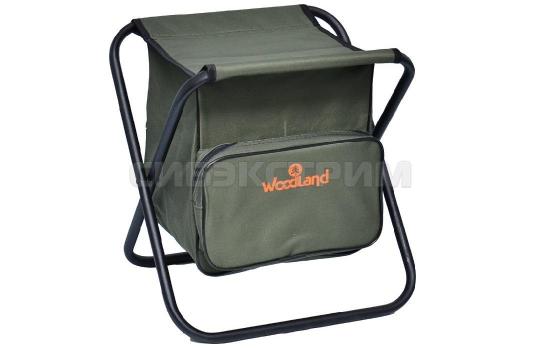 Стул складной Woodland Compact BAG, 38,5x32,5х40см