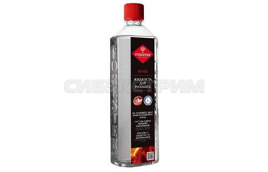 Жидкость для розжига FORESTER BC-921, чистый парафин, 1л