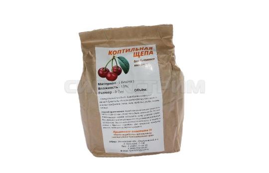 Щепа для копчения (вишня) 1,5 дм3