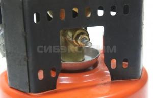 Примус Дастан-1 в футляре алюминиевый  котелок бензин