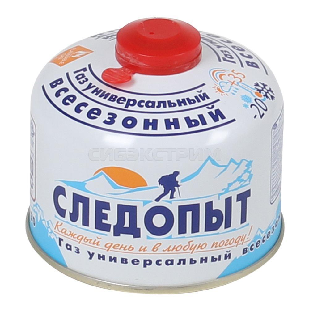 Баллон газовый СЛЕДОПЫТ 230