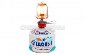 Лампа газовая СЛЕДОПЫТ Светлячок стекло