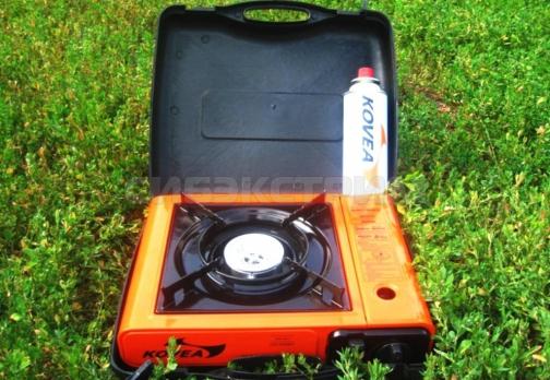 Плита газовая Kovea TKR-9507 Portable Range 88х335х290 мм