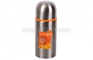 Термос Biostal Спорт NBP- 750 0,75л (узкое горло, 2 пробки)