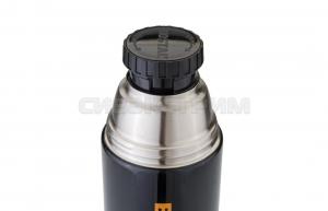 Термос Biostal Спорт NBP-1200С 1,2л (узкое горло, черный)