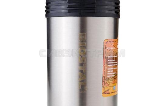 Термос Biostal Спорт NGP-1500P 1,5л (универ. с ручкой)