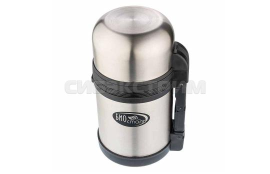 Термос Biostal NG-600-1 0,6л (универсальный, складная ручка)