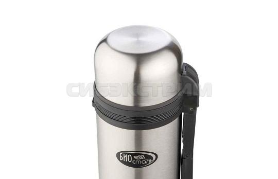 Термос Biostal NG-1000-1 1л (универсальный, складная ручка)