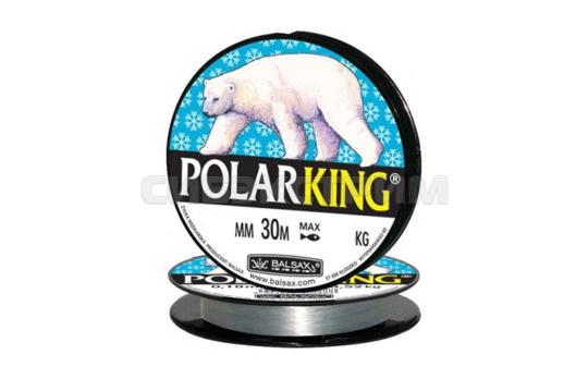 Леска Balsax Polar King 30м (прозрачная)