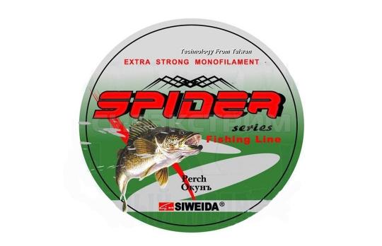Леска SWD Spider Perch 100м (серая)
