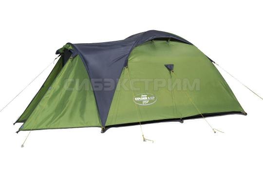 Палатка Canadian Camper Explorer 3 AL, green