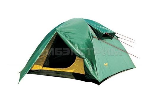 Палатка Canadian Camper Vista 2 AL, green