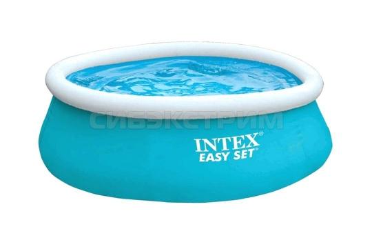 Надувной бассейн Intex Easy Set 183x51