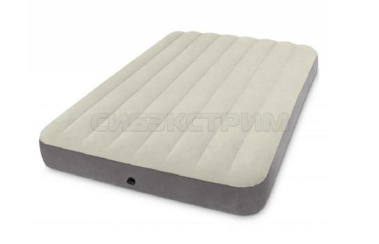 Надувной матрас Intex Deluxe Single-High 152x203x25