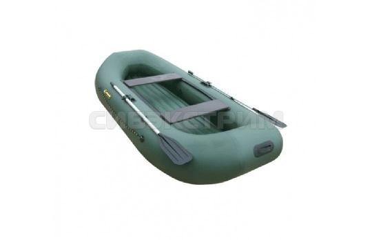 Лодка ПВХ Leader Компакт-295 НД гребная