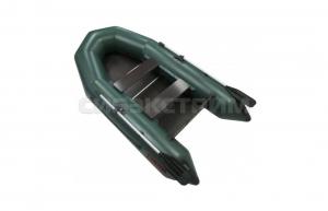 Лодка ПВХ Leader Тайга-290 Киль (зеленый) New
