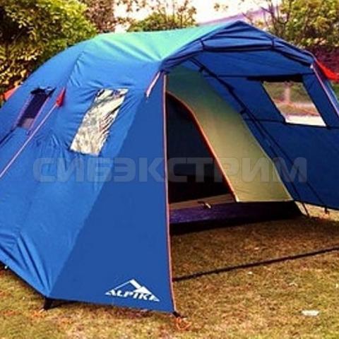 Палатка кемпинговая Alpika Montana 4