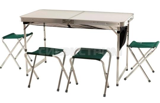 Набор складной мебели Greenеll FTFS-1 v.2 Зеленый