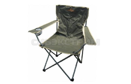 Кресло складное Woodland Holiday,  52 х 52 х 89 см (сталь)