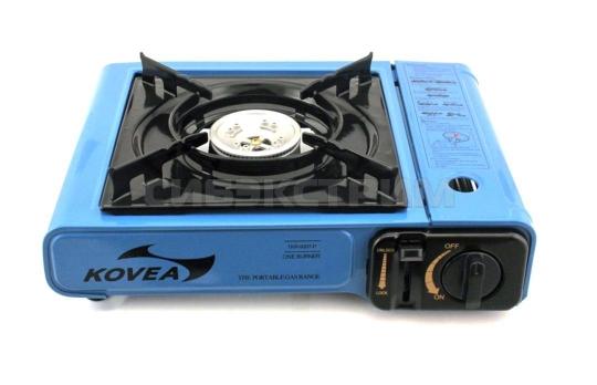 Плита газовая Kovea TKR-9507-Р с переходником