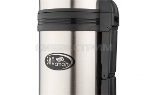 Термос Biostal NG-1200-1 1,2л (универсальный, складная ручка)