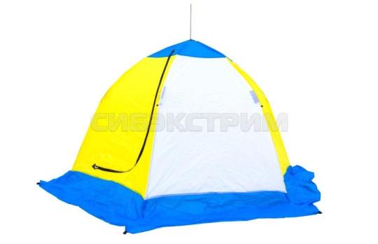 Палатка рыбака Стэк ELITE 4 полуавтомат