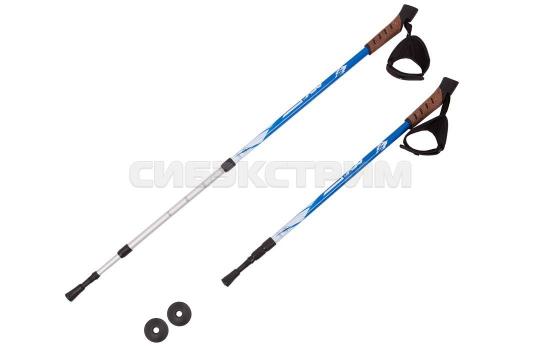 Палки треккинговые TFG-01 (65-135 см)