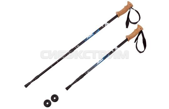 Палки треккинговые TFG-02 (65-135 см)