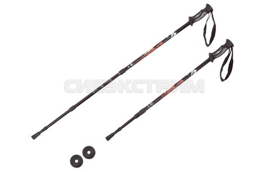 Палки треккинговые TFG-03 (65-135 см)